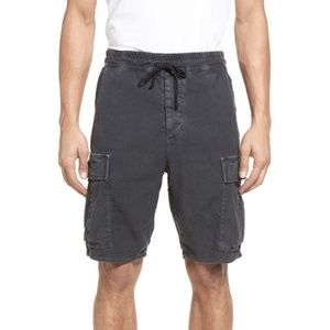 Vince Drawstring Cargo Shorts S